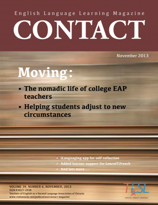 Contact Fall 2013 Issue PDF