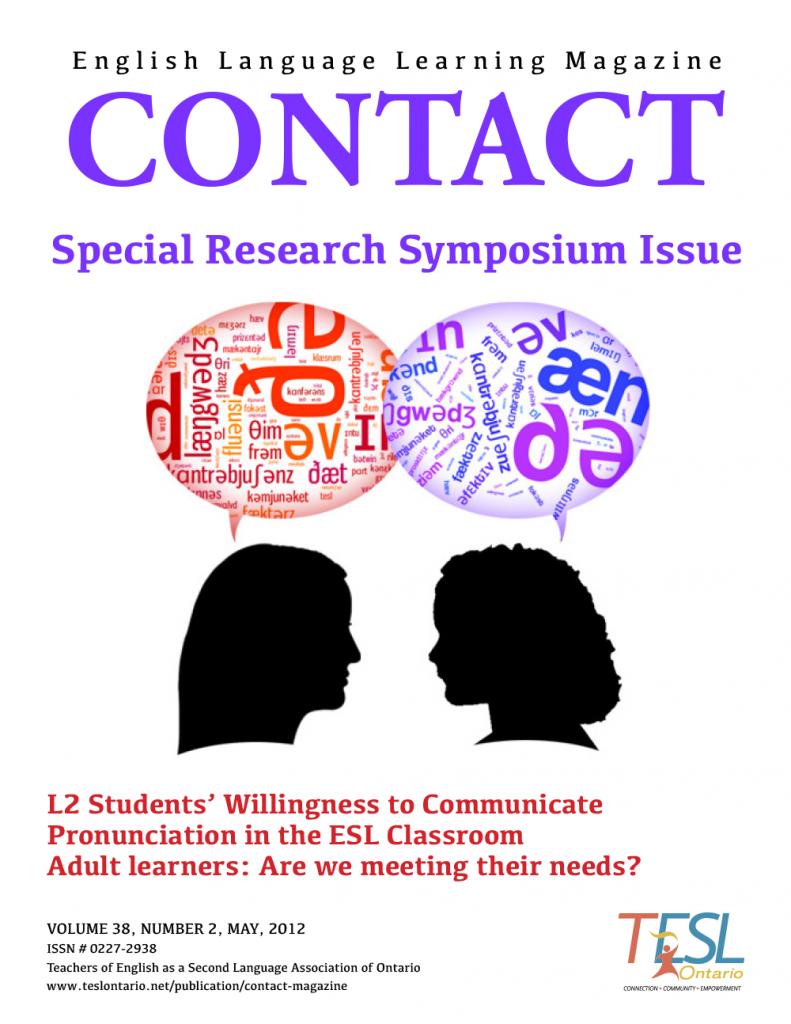Research Symposium 2012