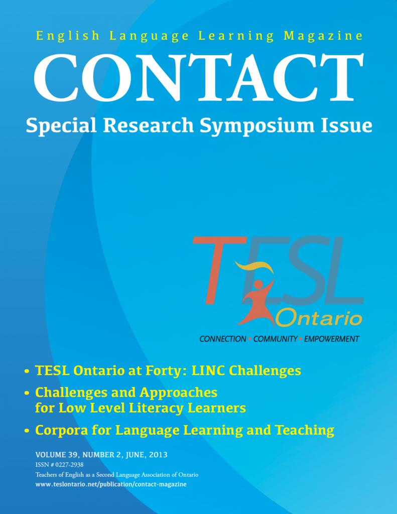 Research Symposium 2013
